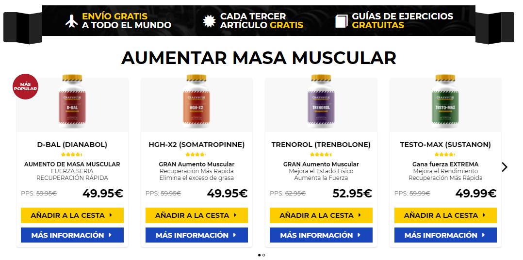 Acheter du clenbuterol en ligne winstrol venta en colombia