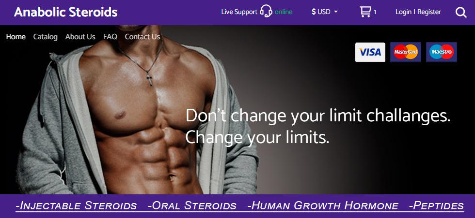 Steroids canada shop